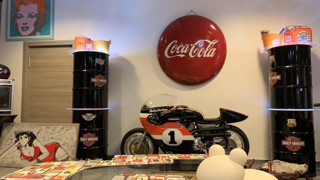 Modena Moto Meccanica - sede